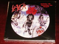 Slayer Live Undead + Haunting The Chapel CD 2004 Metal Blade Germany Digipak NEW