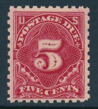 U.S. Scott #J55 Very Fine Centering (Mint Never Hinged) SCV:$160.00