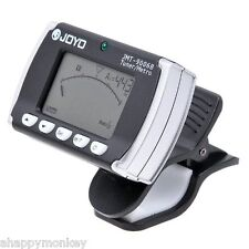 Joyo Jmt 9006B Clip On Metronome Tuner 3-in-1