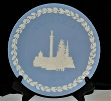 "Vintage Wedgewood Trafalgar Square 8"" Plate Made In England Christmas 1970"