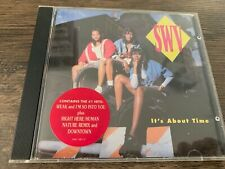 SWV Its About Time CD