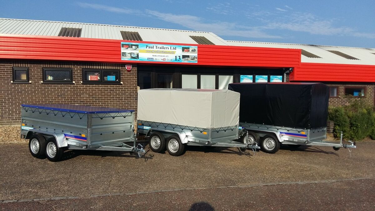 Paul Trailers Ltd
