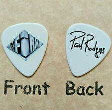 FIRM novelty PAUL RODGERS (BAD COMPANY) signature guitar pick (w-2330)