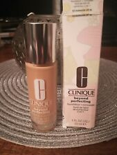 BN CLINIQUE Beyond Perfecting 2 in 1 FOUNDATION CONCEALER 6.5 BUTTERMILK (VF-N)
