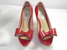 GR8! Women VALENTINO GARAVANI pumps bow heels platform EU 39 U.S. 9 $725