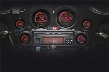 KOSO 2011-2013 Harley-Davidson FLTRU Road Glide Ultra DIGITAL GAUGE CLUSTER BLK