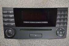 Mercedes Benz E-Klasse W211 CD Player Radio Telefon Autoradio MF2321 A2118705089