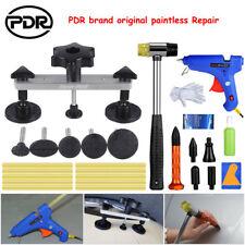30× PDR Paintless Dent Repair Tools Bridge Puller Glue Removal Tap Down Hail Set