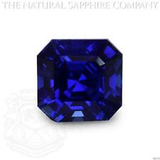 Natural Untreated Blue Sapphire, 3.05ct. (B5878)