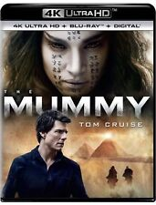 The Mummy 4K UHD. No digital or BluRay