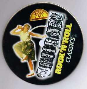 Various Artists  - Sun Rock 'n' Roll Classics (1999) CD Album in Tin