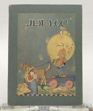 Jiji Lou Cast Off Doll Lurline Bowles Mayol Fern Bisel Peat 1928 HC Illus Book