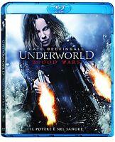 UNDERWORLD - The Blood War (BLU-RAY) con Kate Beckinsale