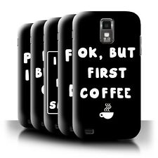 Back Case/Cover/Skin for Samsung Galaxy S2 Hercules/T989/Funny Girl/Woman Quote