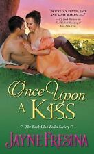 Once Upon a Kiss (Book Club Belles Society)-ExLibrary