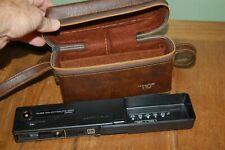 Vintage 1980'S Kodak Tele-Ektralite 600 Camera with leather case
