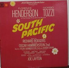 South Pacific with Florence Henderson 33RPM OL6700 MONO  112516LLE