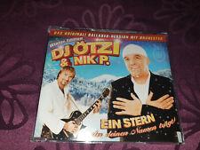 DJ Ötzi & Nik P / Ein Stern der deinen Namen trägt- Winter Edition - Maxi CD