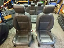 JAGUAR XF S 2009 LEATHER SEATS INTERIOR WITH DOOR CARDS