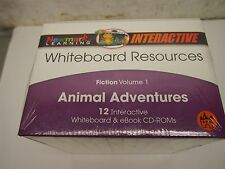 Newmark Learning Interactive Whiteboard Resources 12 eBooks Cd-Rom New