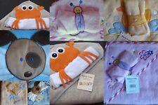 Babyset  Kapuzenhandtuch Handtuch Badetuch Waschtuch Geschenk Set 4 Varianten
