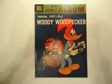 Dell Comic Album #5 (Mar-May 1959, Dell) 6.5 FN+!! Woody Woodpecker!! LOOK!!!