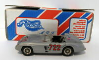 Record 1/43 Scale Resin - RR3 Mercedes Benz 300 SLR Mille Miglia 1955 #722
