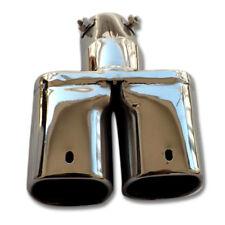 For Suzuki Vitara Escudo 2015 2016 Stainless Exhaust Muffler Silencer Tailpipes