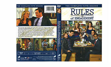 Rules of Engagement: The Complete Fifth Season DVD R1