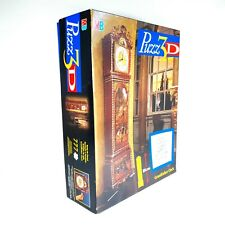 Brand New & Sealed Puzz 3D 777 Piece Jigsaw Puzzle Functioning Grandfather Clock