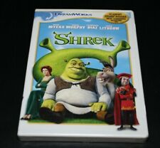 Shrek Dvd, 2003, Full Frame New, factory Sealed!