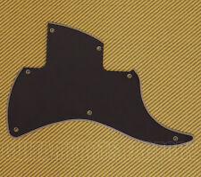 006-0741-000 Genuine Fender 4-Ply Strat-O-Sonic Black Pickguard 2 Pickup