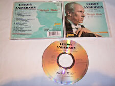 CD - Leroy Anderson Sleigh Ride # S8