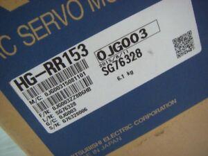 """NEW"" Mitsubishi Servo Motor HG-RR153"