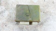 86 Suzuki GV 1400 GV1400 Cavalcade cruise control box computer unit relay CDI