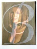 BARBRA STREISAND MGM 1994 THE CONCERT TOUR CONCERT PROGRAM