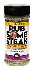BBQ Spot Rub Some  Black Pepper and Garlic  Seasoning Rub  5.3 oz.