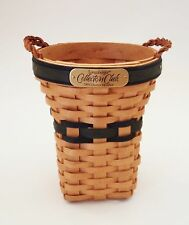 Longaberger Collectors Club 2001 Charter Member Renewal Basket Only 10273 Usa