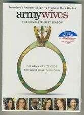 Army Wives The Complete First Season 2008 Widescreen DVD Box Set NEW