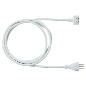 Genuine OEM NEW Apple Macbook Power Adapter Extension Cable Cord MK122LL/A