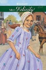 American Girl Meet Felicity #1 (1774) by Valerie Tripp (2000 softcover)