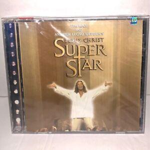 JESUS CHRIST SUPER STAR London Revival Soundtrack (CD, 2001) Factory Sealed