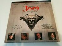 Laserdisc LD Bram Stoker's Dracula Oldman Hopkins Reeves NICE CONDITION