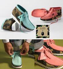 ** A BATHING APE Men's Footwear CLARKS ORIGINALS WALLABEE BOOTS Clarks UK sizing