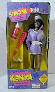 "OPEN BOX - Vintage 1994 TYCO - SIMONE - Kenya Growing Up Proud 11.5"" Doll"