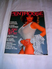 PENTHOUSE MAGAZINE Nº 109 · APRIL 1987 · SPANISH EDITION