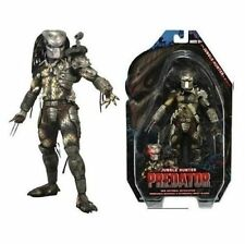 NECA 25th Anniversary Jungle Hunter Predator Statue Action Figure Collection Toy