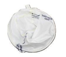 """Beam 11"""" Diameter Central Vac Cloth Bag - 110347"""