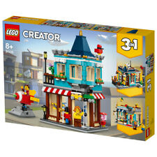 Lego Creator 3-in-1 Townhouse Toy Store Building Set - 31105