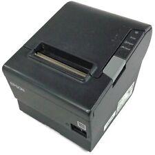 Epson M244a Tm T88v Usb Pos Thermal Receipt Printer No Adapter
